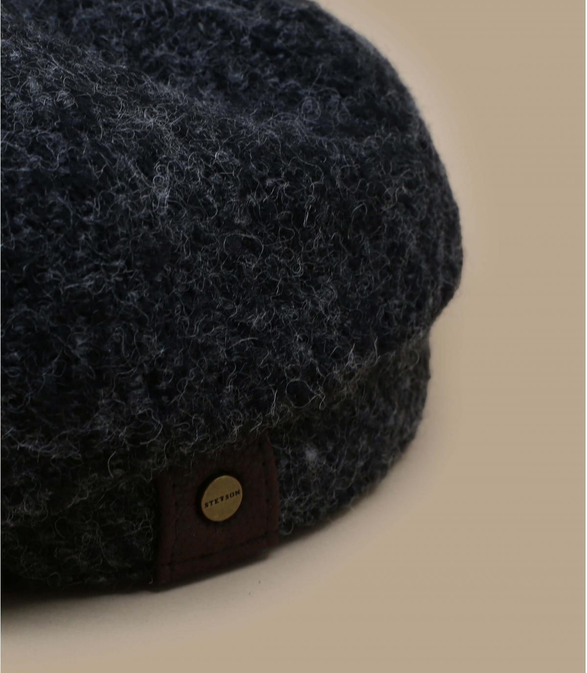 Gorro negro hiver stetson