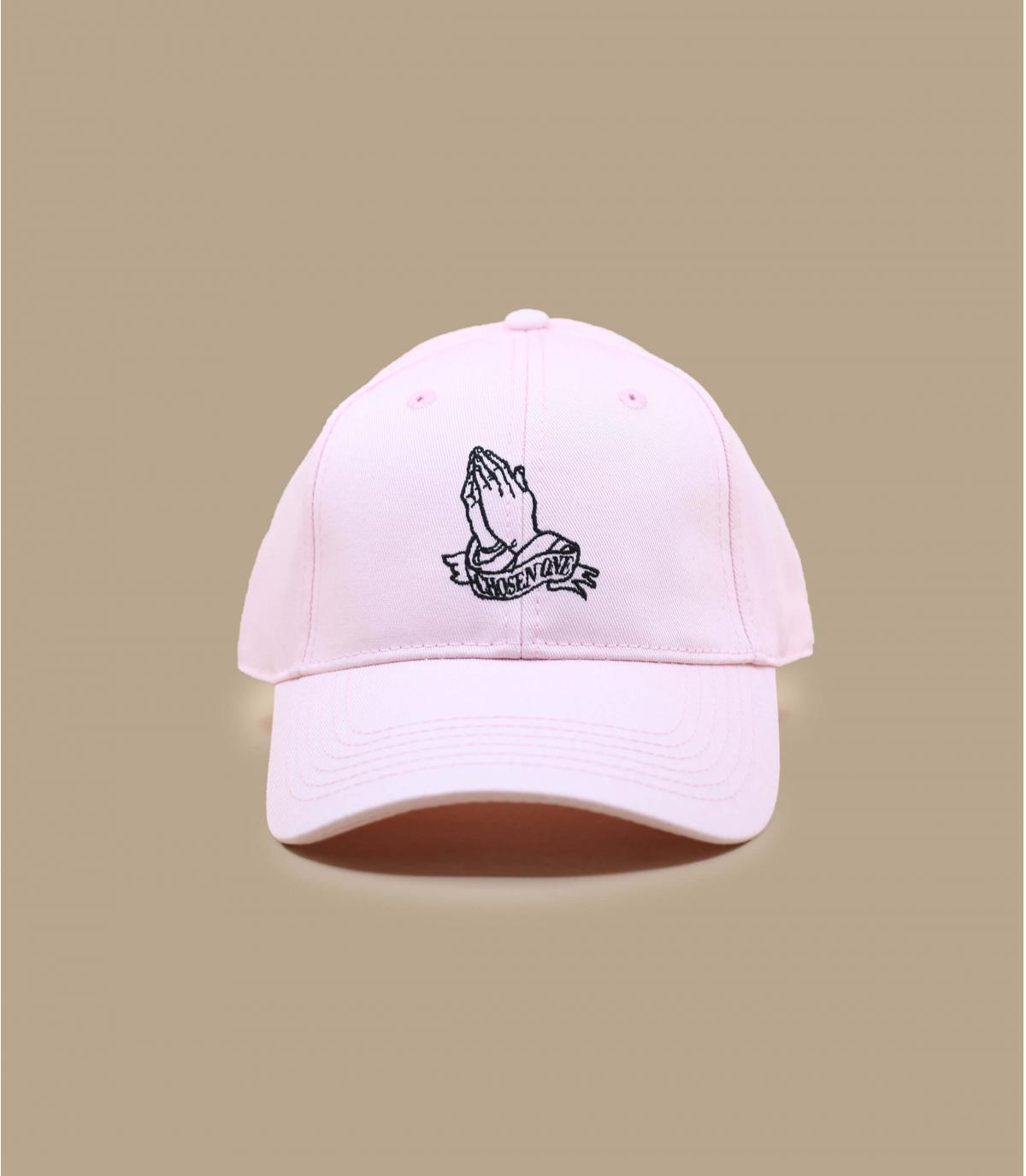 Detalles Chosen One Curved Cap pale pink imagen 2