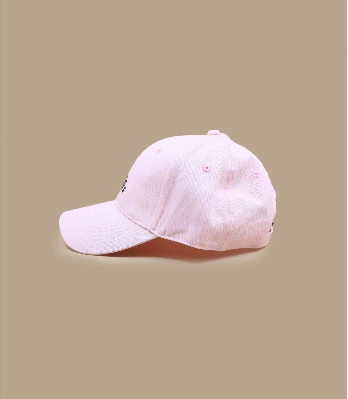 Detalles Chosen One Curved Cap pale pink imagen 3
