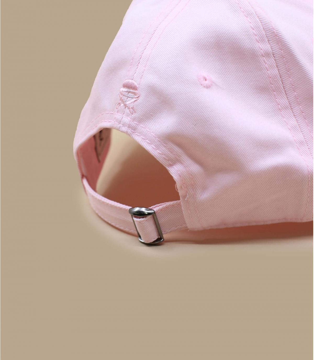Detalles Chosen One Curved Cap pale pink imagen 4