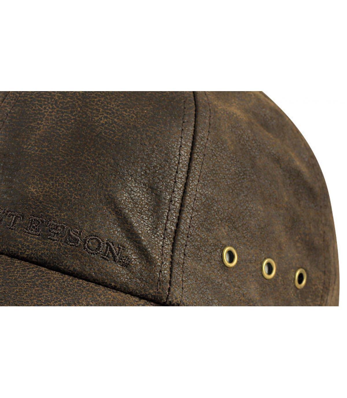 Gorra baseball stetson
