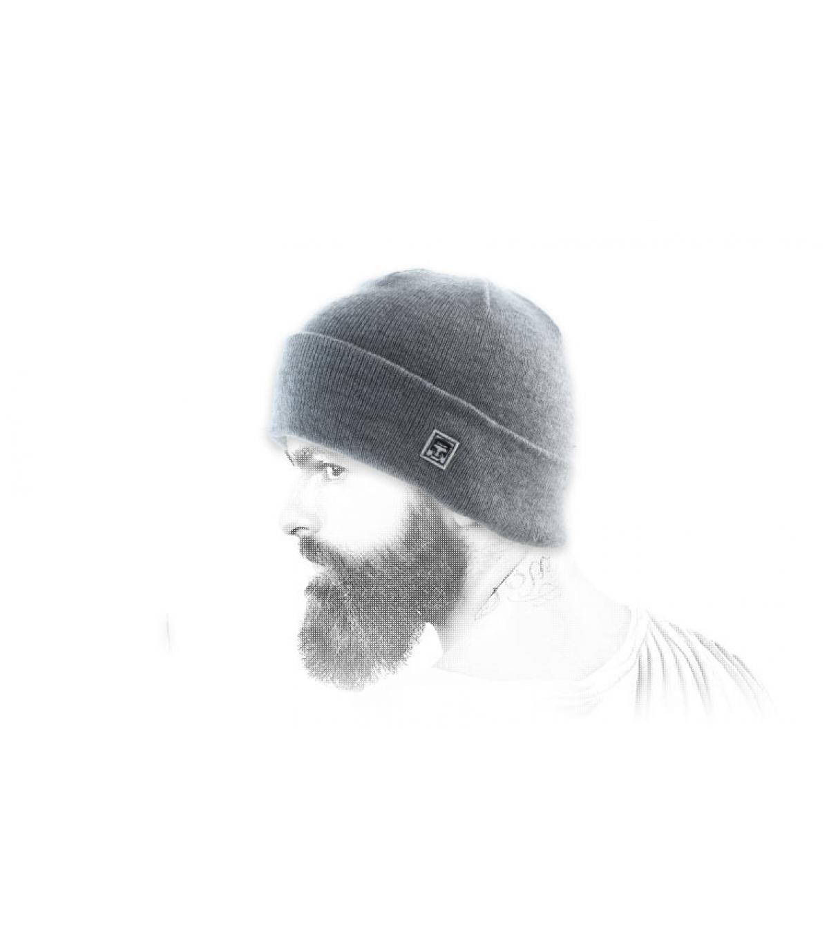gorra negro Obey