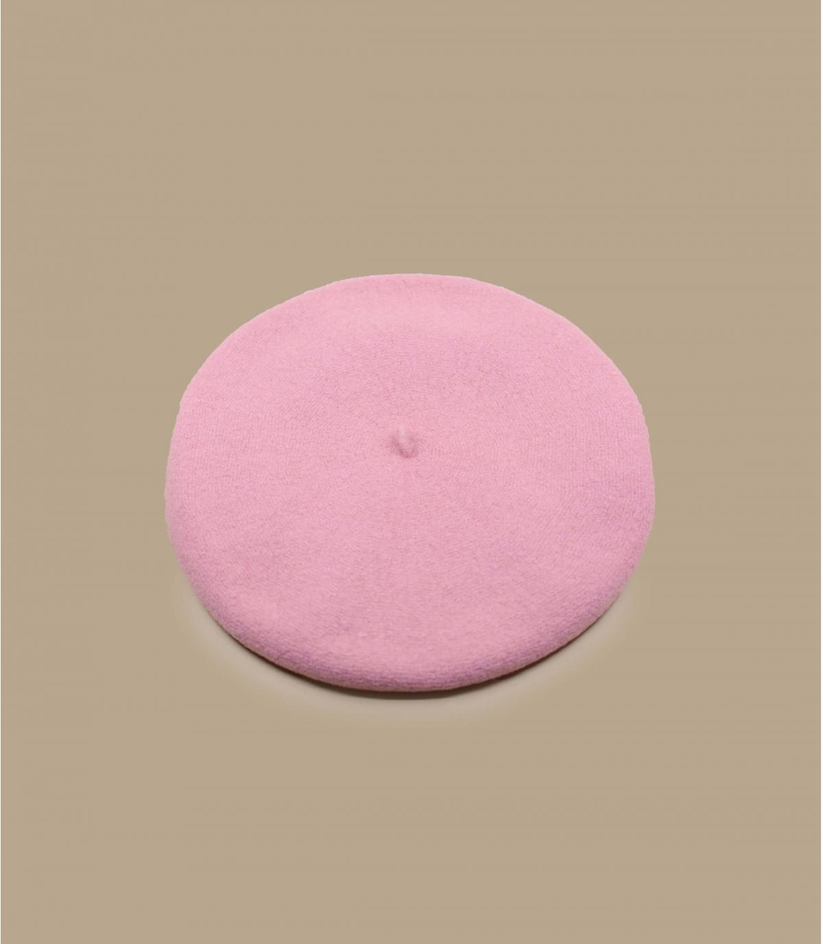 boina rosada forrada