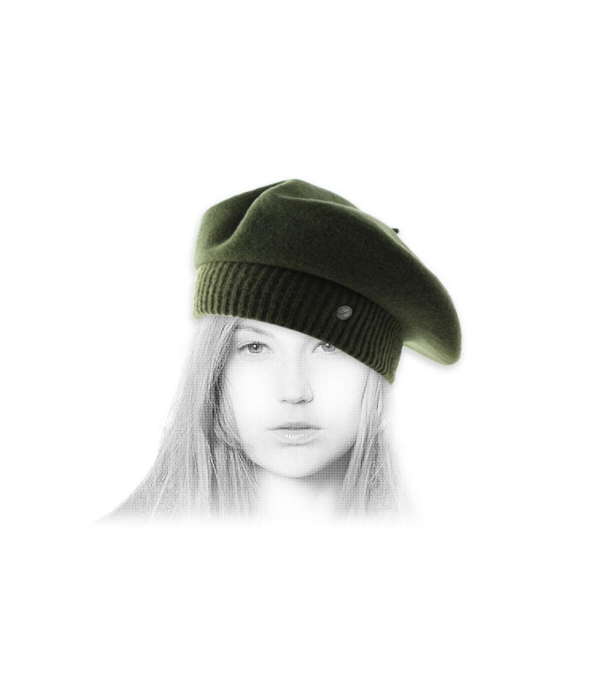 Costilla boina verde