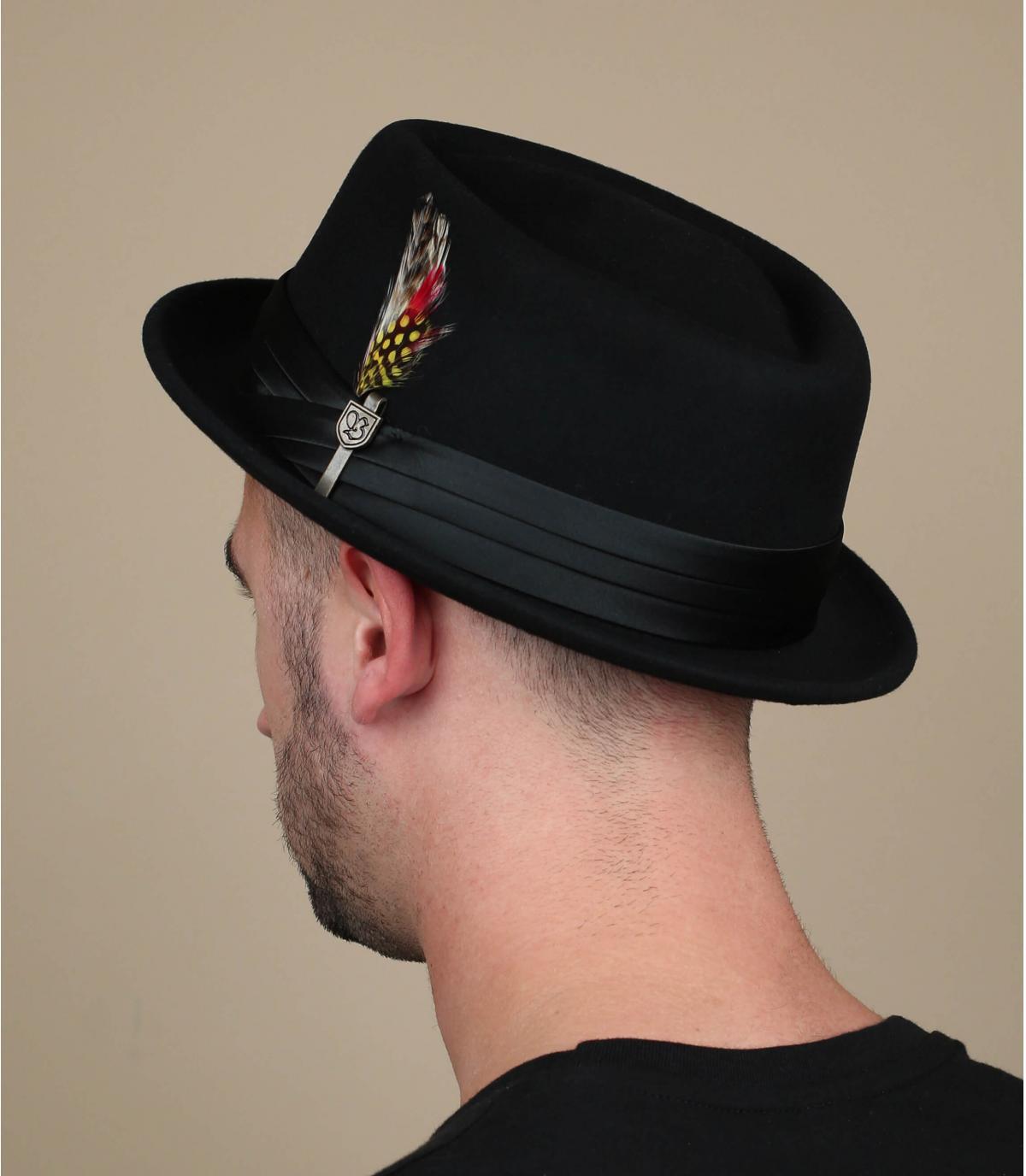 Sombrero hombre feutre