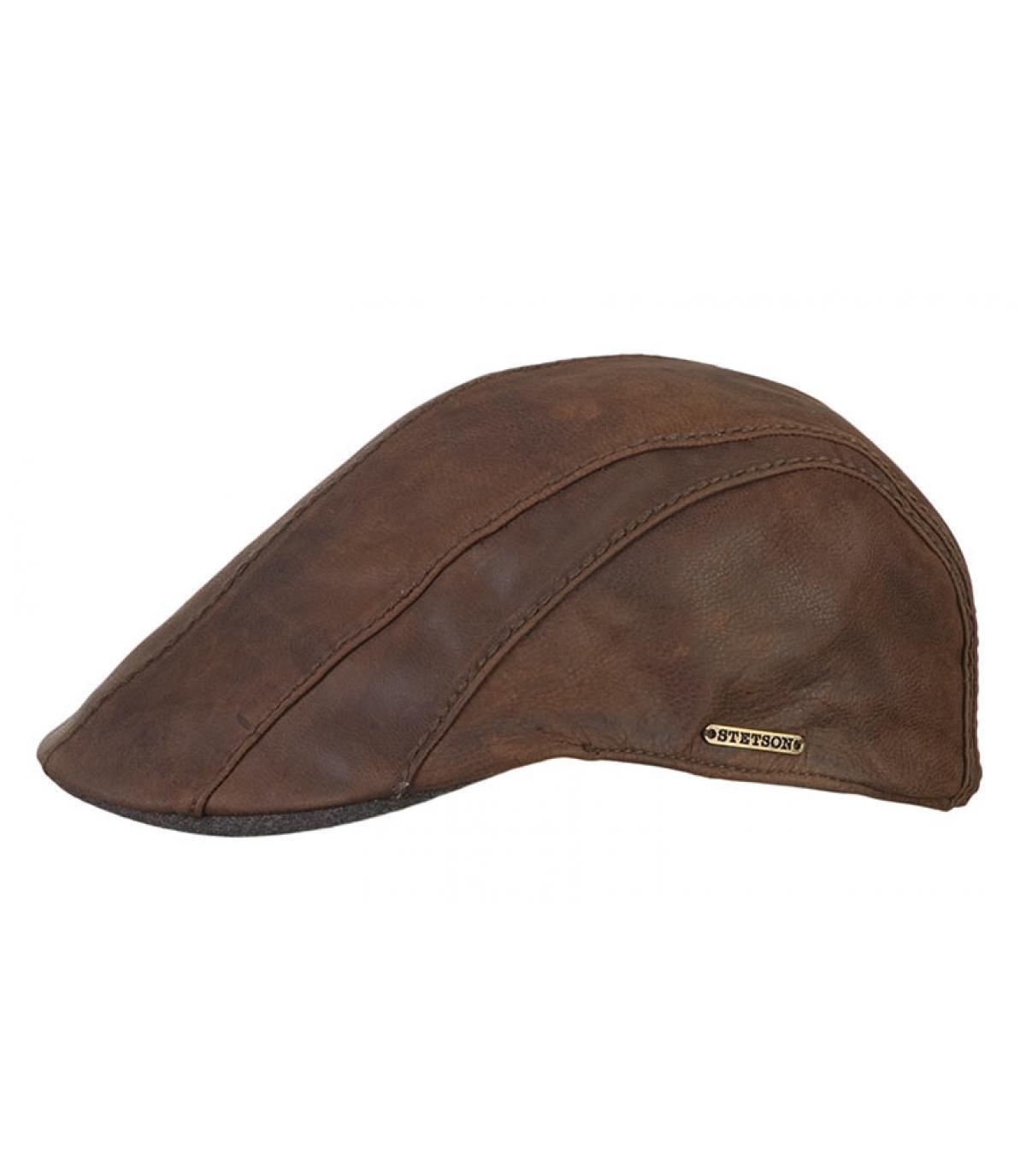 de160f7d9a0 Gorro marron - Compra venta de Gorros marrones. Primera sombrerería ...