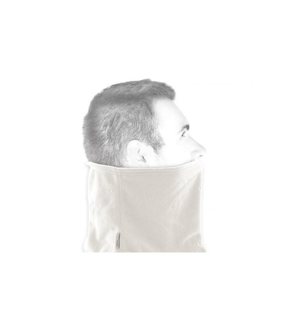 Bufanda blanco sport