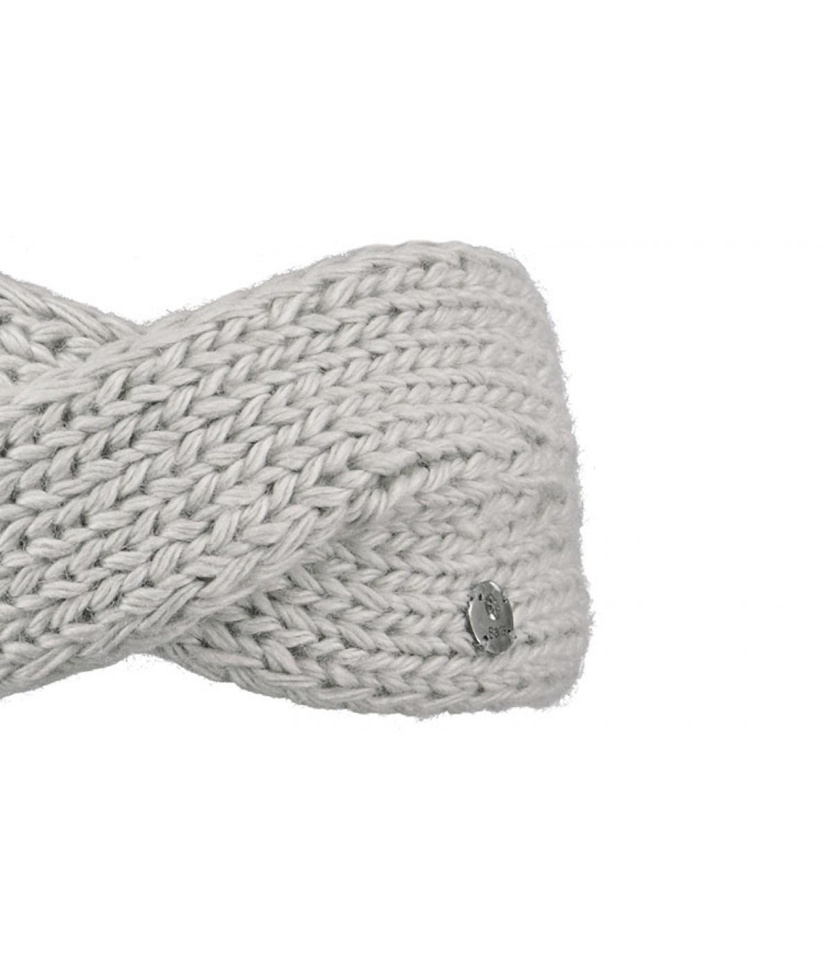 Detalles Yogi Headband oyster imagen 3