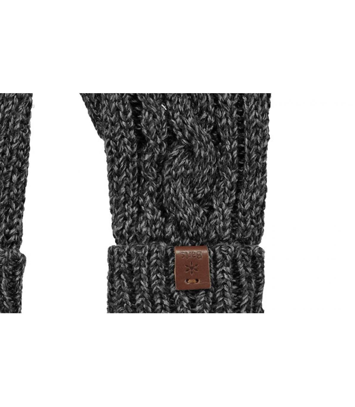 Detalles Twister Gloves black imagen 3