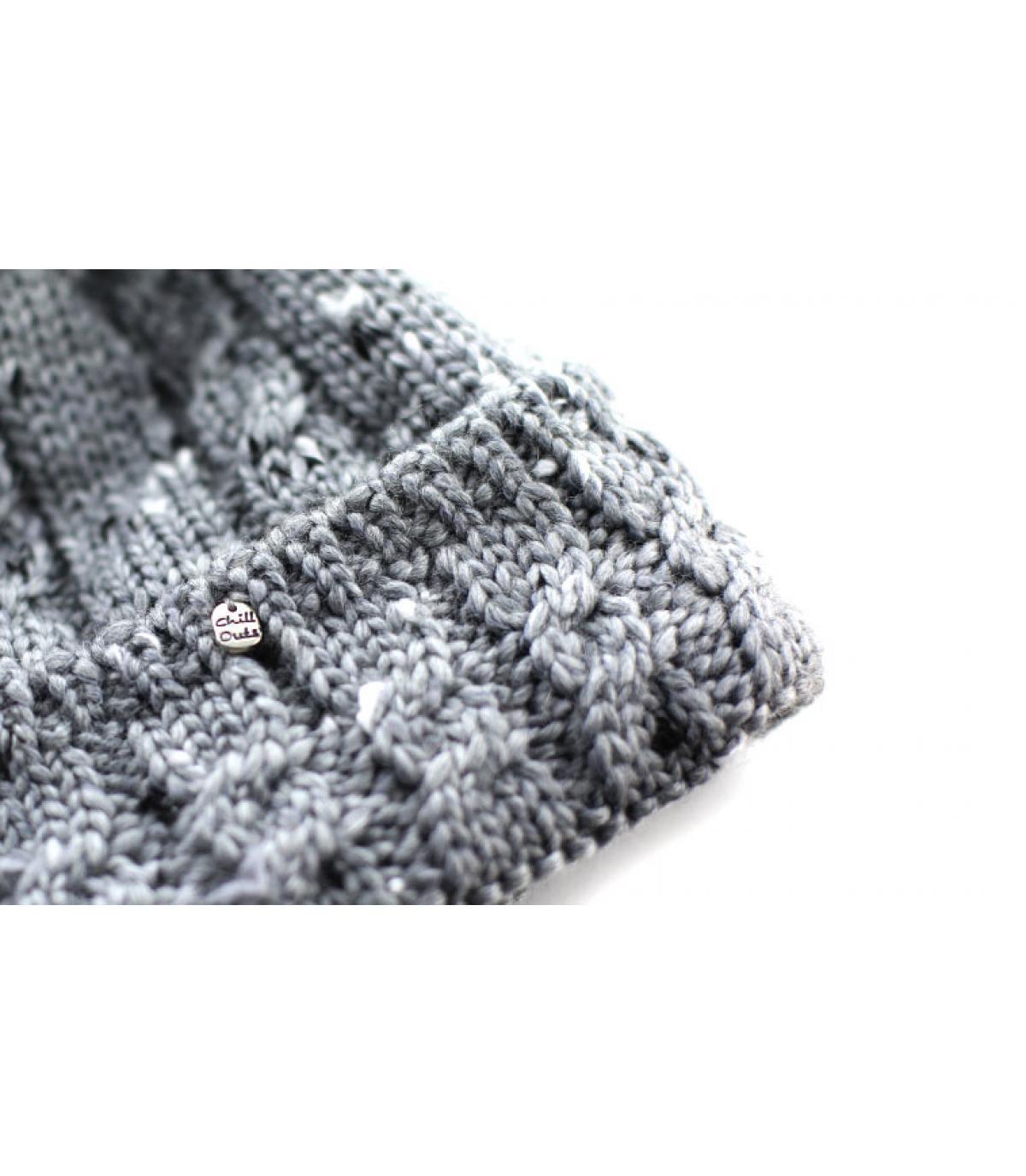 Detalles Roxanne Hat dark grey imagen 3
