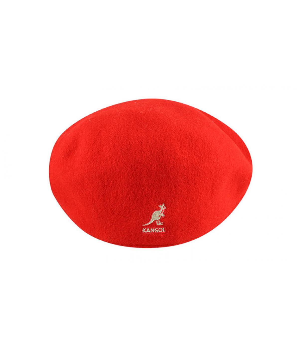 Detalles 504 wool rojo imagen 4