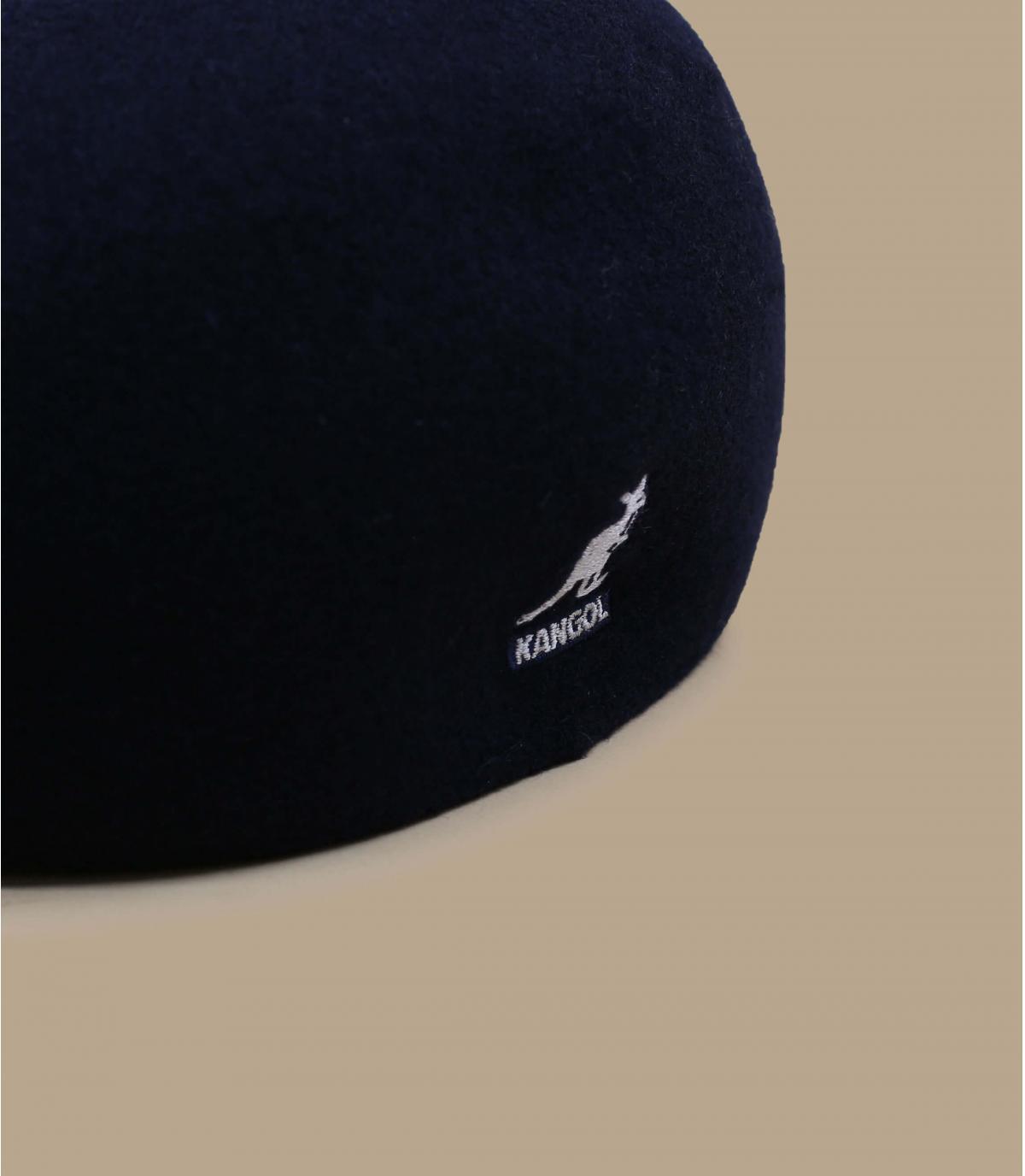 Gorro 507 azul marine