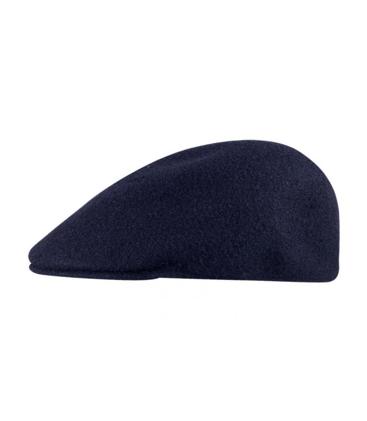 Detalles 507 wool seamless navy imagen 3