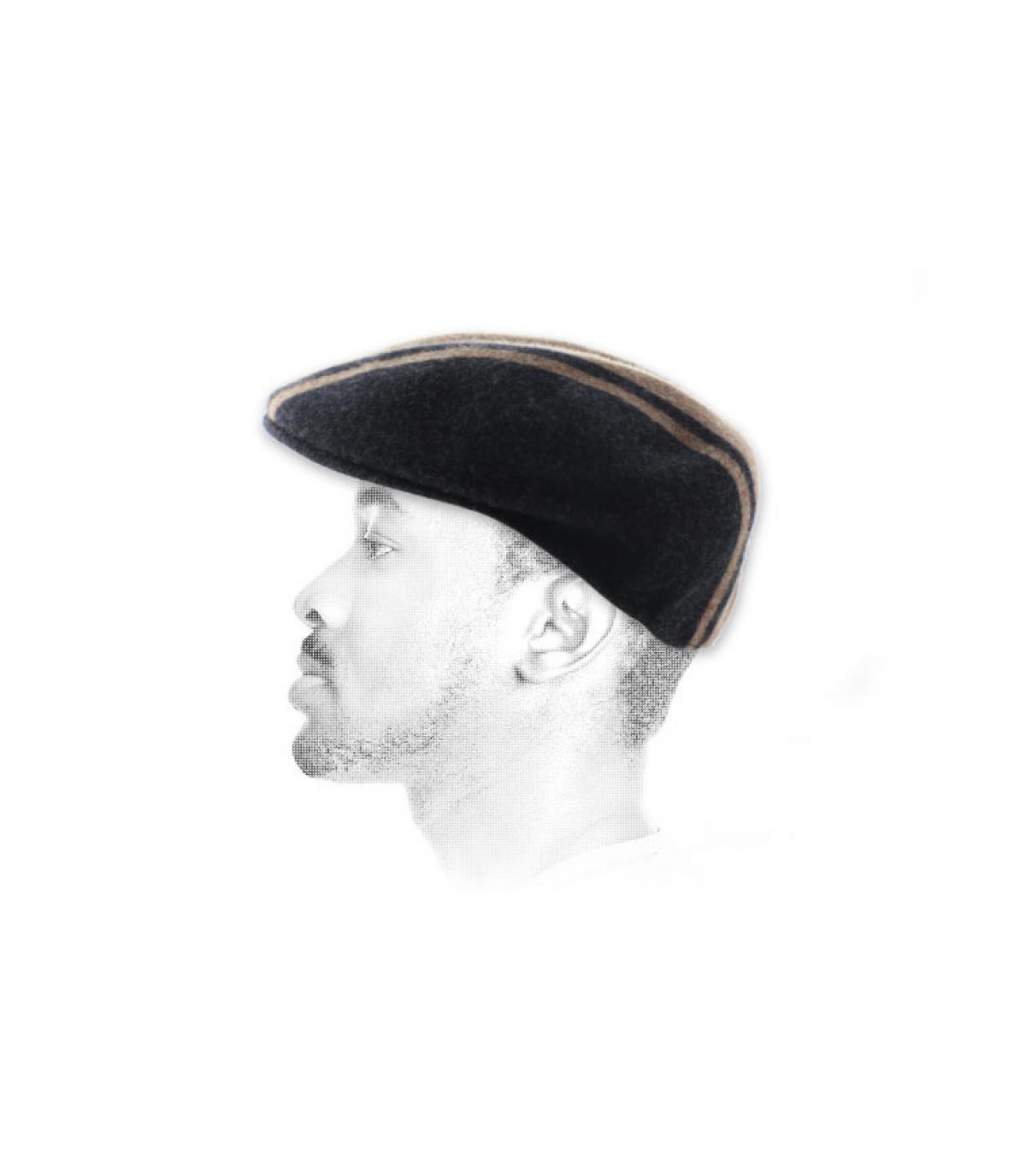 gorra 504 Kangol raya