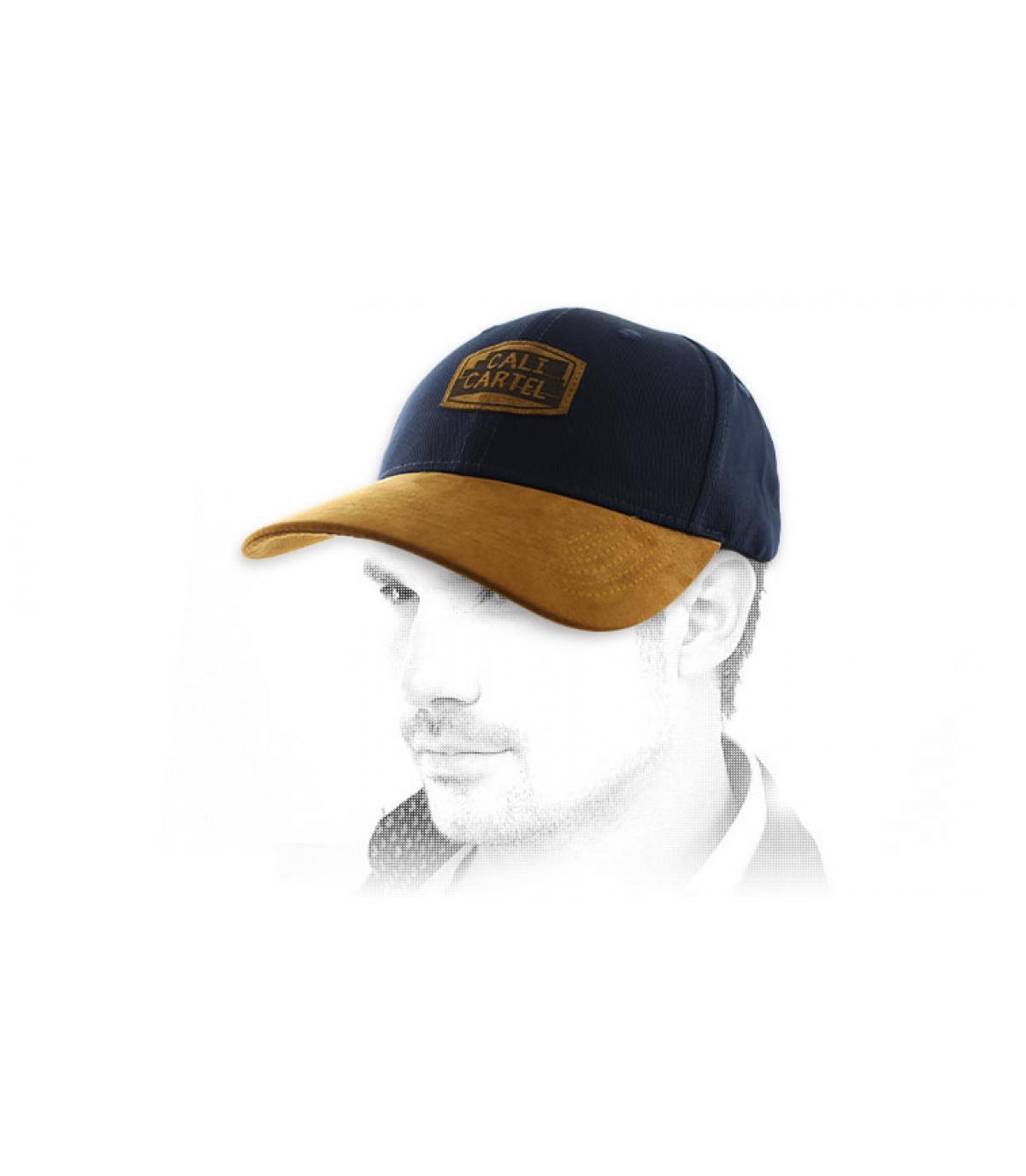 gorra Cali Cartel azul