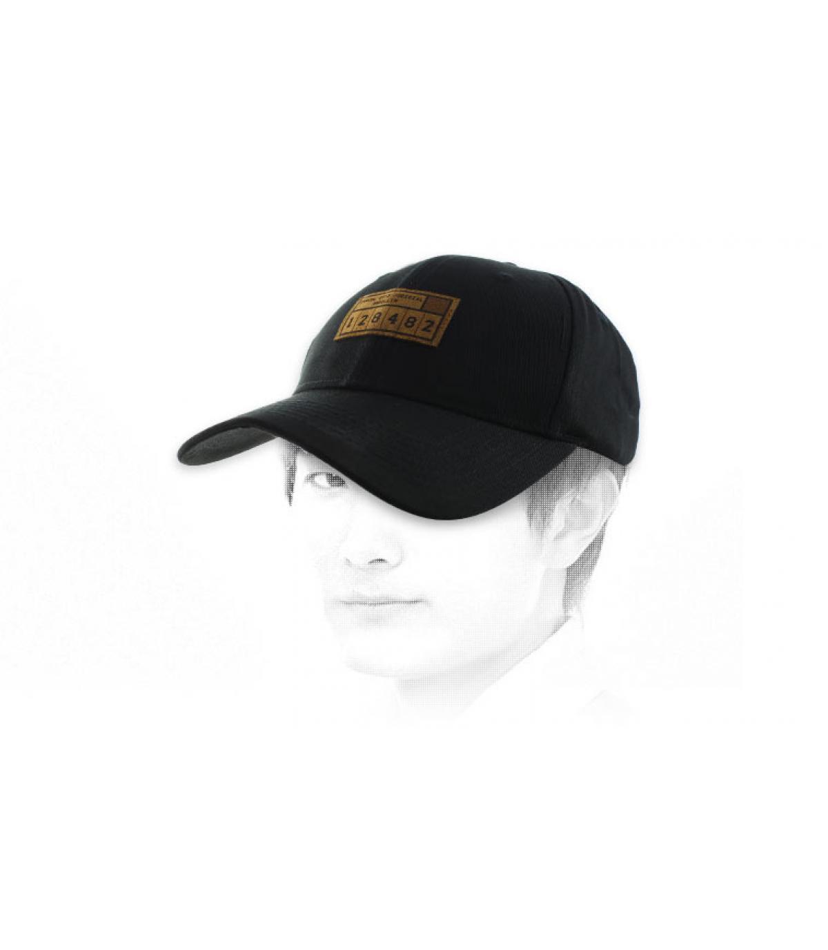 gorra Pablo 128482 negro