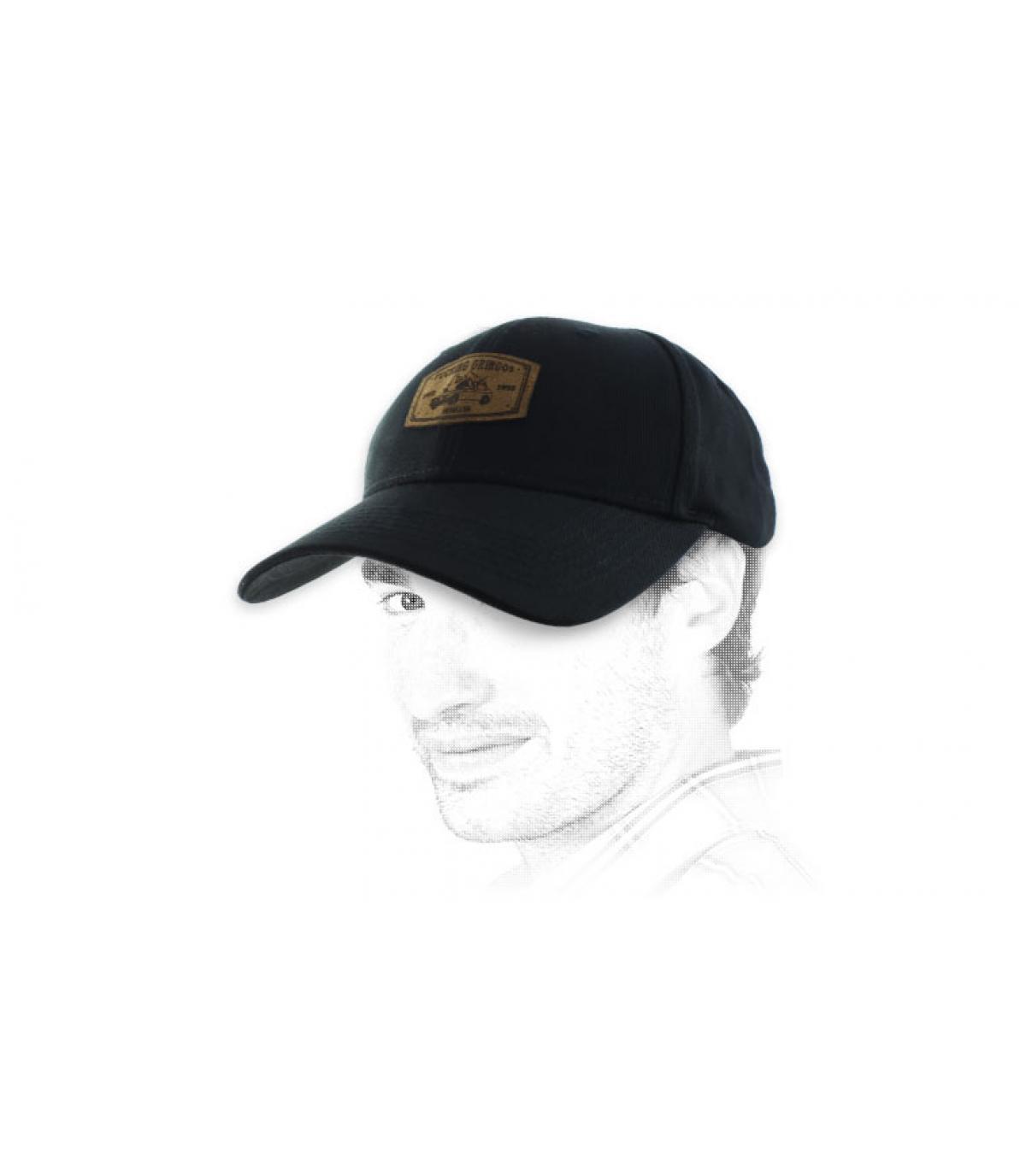 gorra gringos negro
