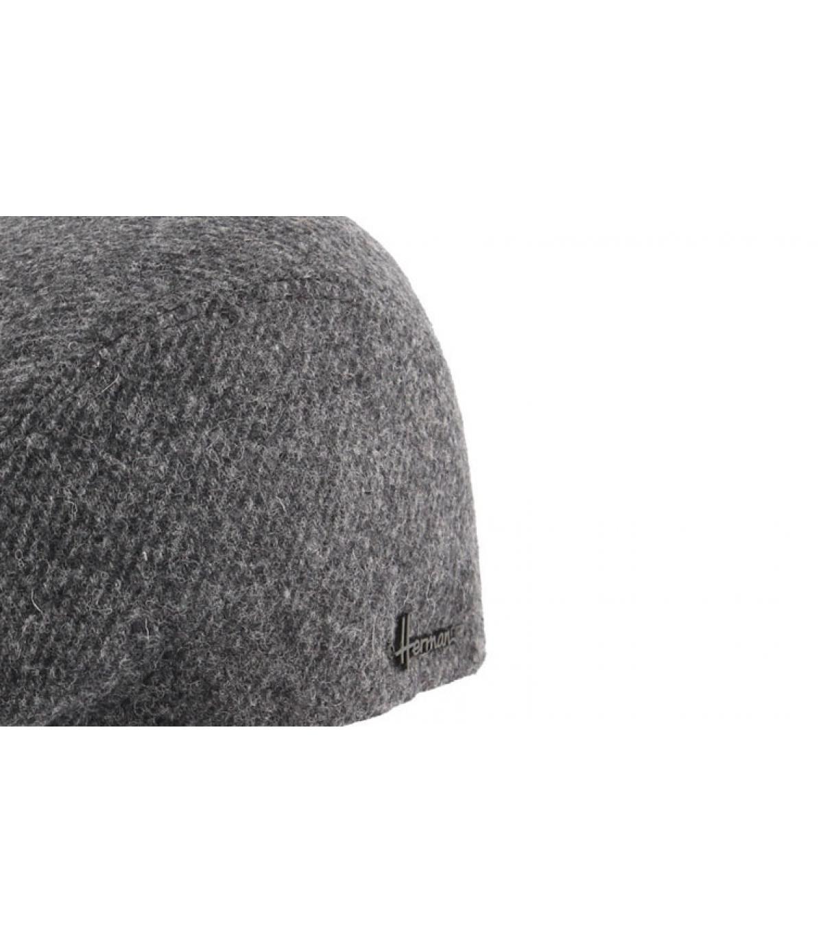 Detalles Hill wool EF grey imagen 3