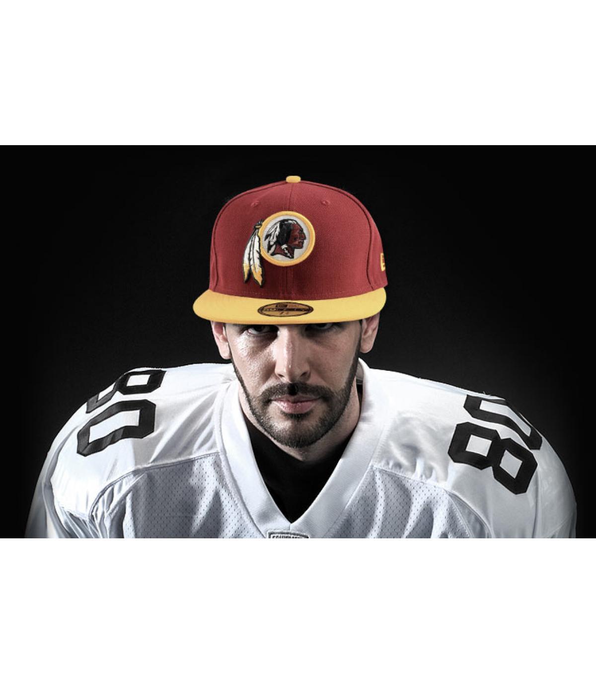 Cap Redskins NFL