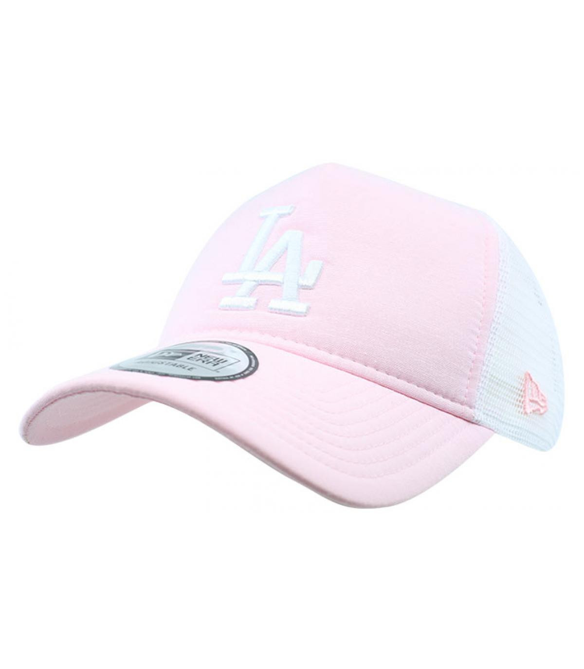 Detalles MLB Oxford LA pink imagen 2
