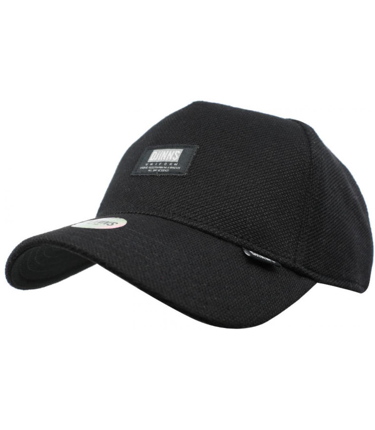 gorra Djinns negro