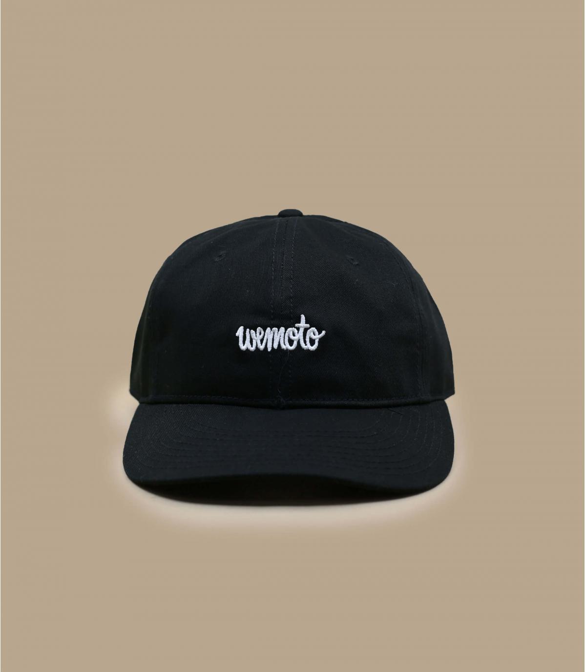 gorra Wemoto negro