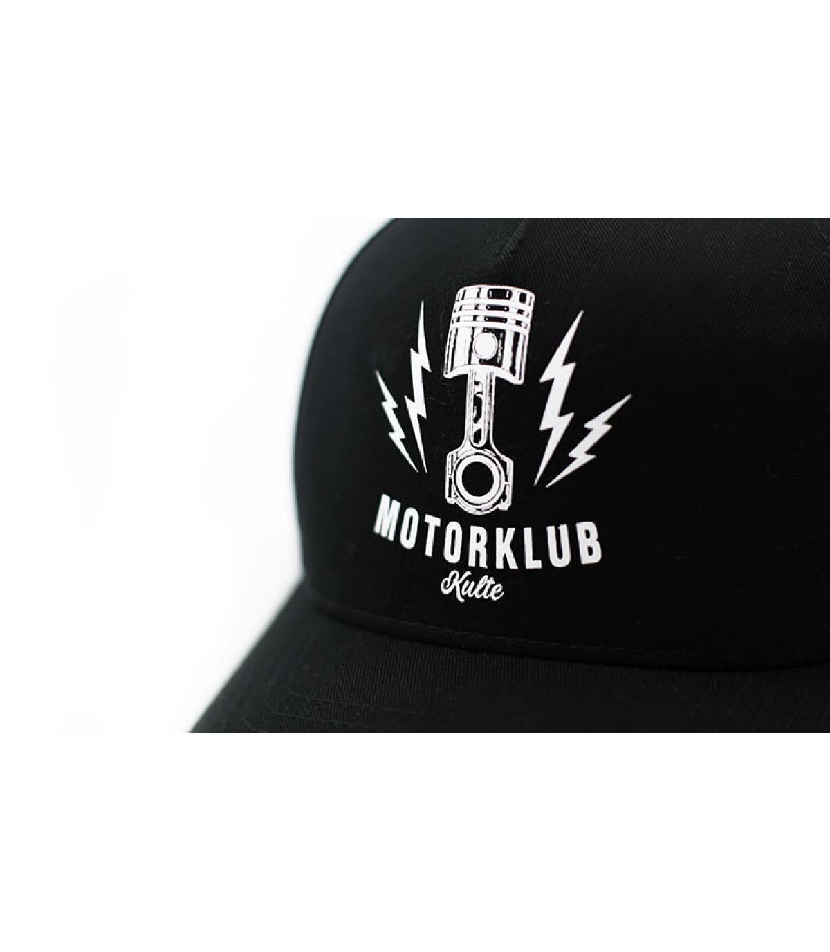 Detalles Motorklub black imagen 3